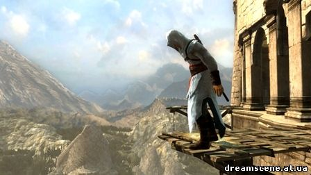 Как сделать прыжок assassins creed 2